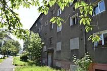 Bytové domy v Hornické ulici