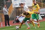 FNL: FK Baník Sokolov - FC Hradec Králové
