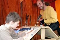 STATEK BERNARD ožije řemeslnými trhy. S celými rodinami tak přivítá letošní léto.