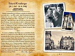 Brožura představuje dvanáct významných historických chodovských osobností. Zatím má pouze elektronickou podobu, ale chystá se i ta tištěná.