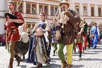LOKET se o víkendu vrátí do středověku.