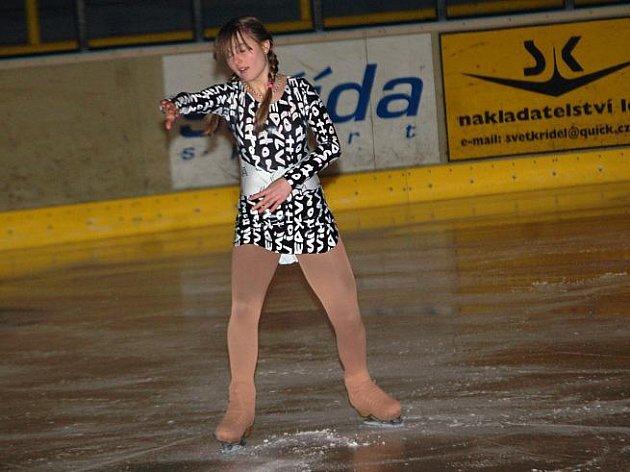 13. ročník krasobruslařské soutěže Sokolovský kahan