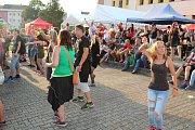 Fanoušci muziky zamířili v sobotu do Kraslic