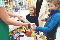 Sbírka potravin se koná v sobotu 18. května od 8 do 18 hodin.