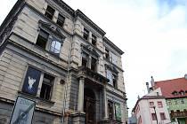 KOMPLETNÍ oprava Dvorany by měla vyjít asi na 80 milionů korun. Prioritou je vybudovat společenský sál.