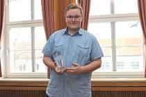 Mladý historik z Chodova získal ocenění za svou práci.