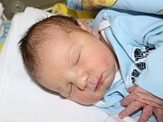 Pavel Korenačka z Habartova se narodil 1. ledna 2019