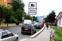 RADARY v Sokolově za měsíc fungování nachytaly už 124 neukázněných řidičů. Brali by je i jinde, ale...