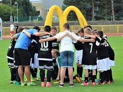 Finále krajského McDonalds cupu v Sokolově