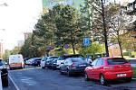 Ve Smetanově ulici jsou nová parkovací místa velmi potřebná.