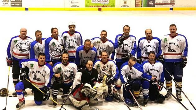 HC Libavské Údolí A - vítěz play off Kynšperského poháru 2016