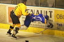 Hokejová příprava: Sokolov - Klášterec