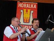 Dechová hudba Horalka.