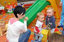 Baby centrum v Sokolově