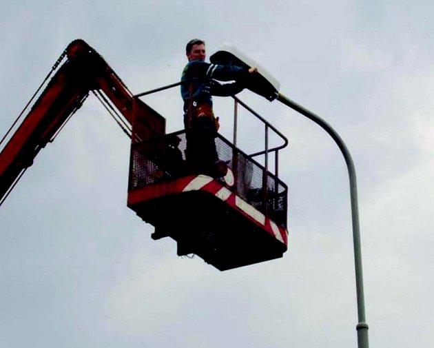 V obci prodlouží veřejné osvětlení až k poslednímu domu
