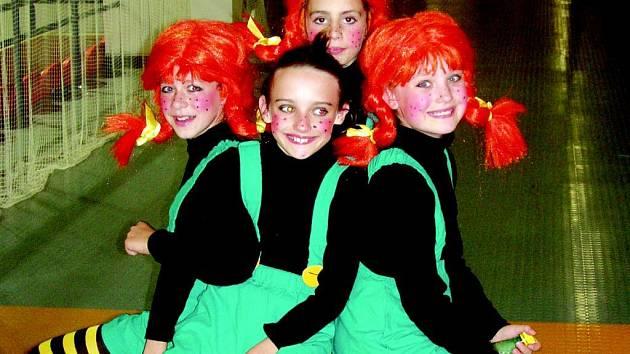 Mladí tanečníci letos dosáhli velkých úspěchů.