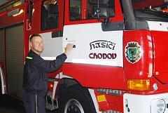JIŘÍ Kiss vede dobrovolnou jednotku hasičů, která nyní bojuje o cenu roku