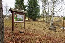 Studenec je přírodní památka, která byla vyhlášena v roce 1989.