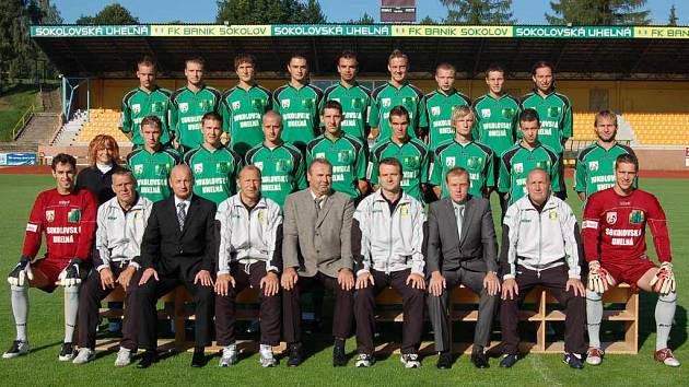 FK Baník Sokolov.