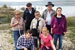 Nevidomí podnikli v průběhu slunečných podzimních dnů hned několik výletů.