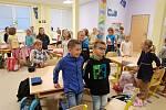 Zahájení školního roku v ZŠ Dukelská.