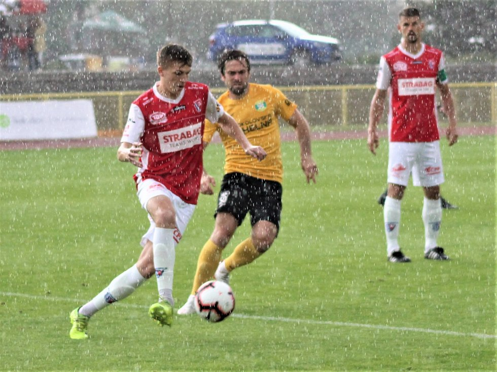 FNL: FK Baník Sokolov - FK Pardubice