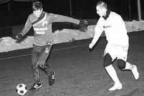 Přípravné utkání FK Baník Sokolov - 1. FC Karlovy Vary