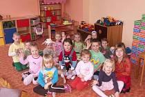 Dětí v mateřské škole v Citicích stále přibývá