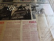 """Výstava Sokolovské osmičky mapuje letopočty končící číslicí """"8"""" v dějinách města."""