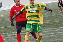 Zimní turnaj Baníku Sokolov: FK Baník Sokolov B - Spartak Chodov