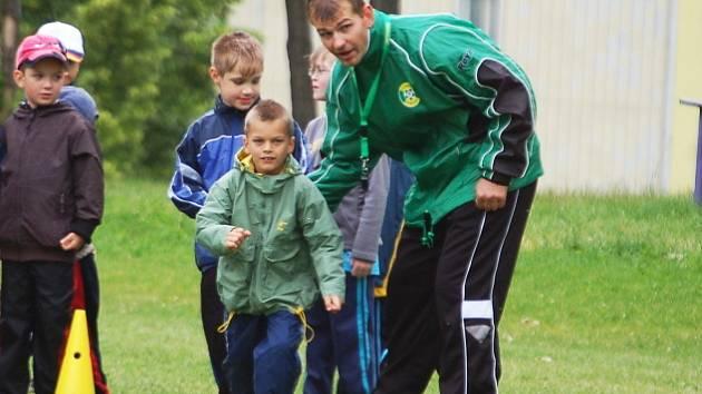 Nábor do přípravky FK Baník Sokolov