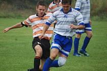 Fotbal na Sokolovsku.