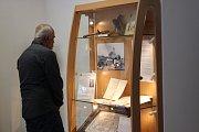 Přístupná je část expozice věnovaná Plankenheimům.