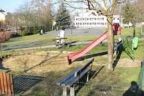 MODERNIZACE se za peníze z ROPu dočká v Kynšperku i dětské hřiště.