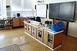 Školáky potěší nová učebna fyziky a chemie.