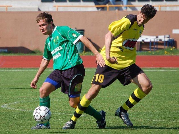 Fotbalisté Baníku Sokolov porazili dalšího soupeře z východu Moravy.
