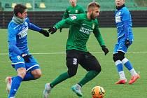 Fotbalová příprava: FK Baník Sokolov - FK Ústí nad Labem 0:2