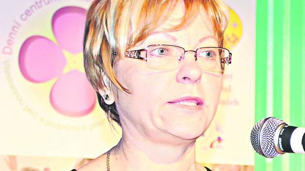 Věra Bráborcová, ředitelka DC Mateřídouška.