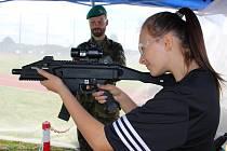 Školáci nejen sportovali, ale byl pro ně připraven i doprovodný program.