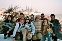 POZNÁVÁNÍ. Habartovští pionýři vyrážejí často na nejrůznější výlety – plno zážitků mají například z návštěvy zasněžené Prahy.