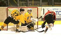 II. hokejová liga: HC Baník Sokolov - HC Vlci Jablonec 4:5pp