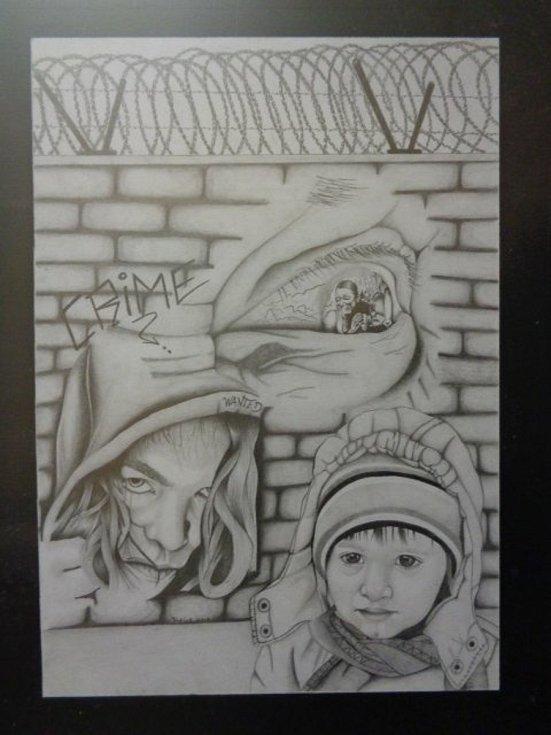 V kynšperské věznici malují pro radost i ventilaci. Nyní bodovali v Berlíně.