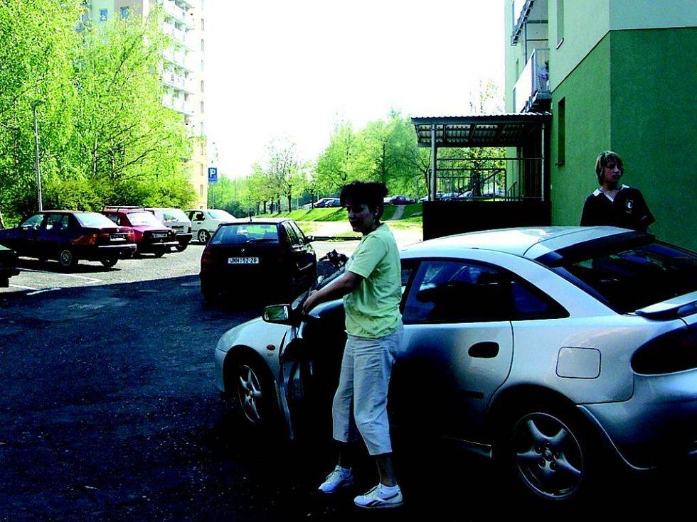 Radní chtějí s občany diskutovat ohledně parkování