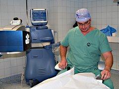 Oční klinika Nemos, primář Andrej Farkaš