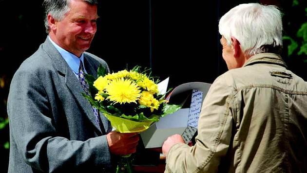 Mezi oceněnými obcemi byl i Vintířov - Objev roku.