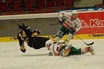 5. zápas play-off HC Baník Sokolov - SK HC Most