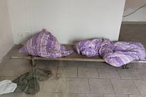 Nakažený bezdomovec byl pro Kraslice a jeho lidi problémem