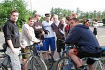 Ačkoli škola stávkovala, o plánovaný výlet studenti nepřišli.