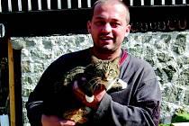 Zařízení na kastraci koček chce vybudovat majitel Psího hotelu ve Vítkově David Hrbáček