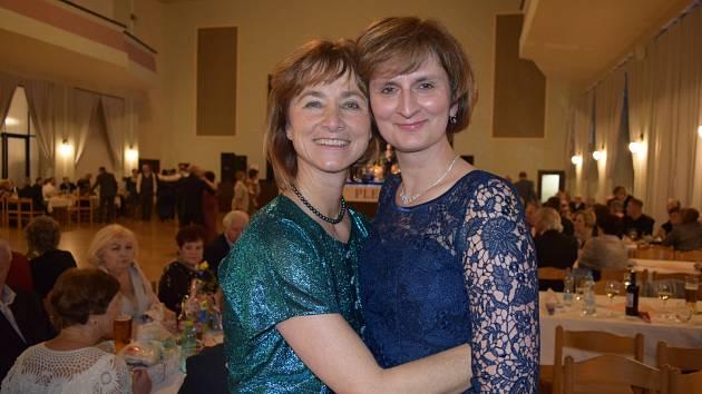 Farní ples v Sokolově.